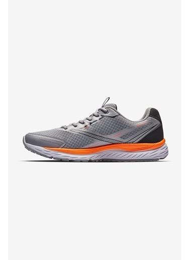 Lescon Space Runner 2 Koşu Gri Erkek Spor Ayakkabı Gri